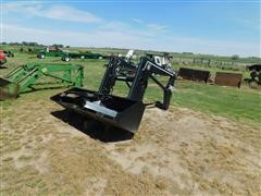 Farmhand F495A Loader Attachments