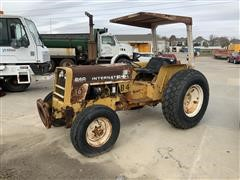 International 240/Series A 2WD Tractor (INOPERABLE)