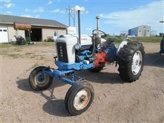 Ford 4000 Select-O-Speed 2WD Tractor