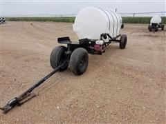 Shop Built 1000-Gal Fertilizer Trailer
