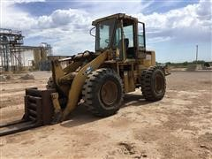 Kawasaki 60ZII Wheel Loader