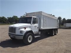 1995 Freightliner FL80 T/A Silage Dump Truck