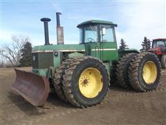1982 John Deere 8640 4WD Tractor