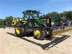 2014 Fast Mfg Co 94FM Series Front Mount Spray Boom and Rear Tank
