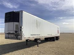 2007 Utility 53' T/A Reefer Trailer