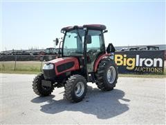 2015 Mahindra 3540P HST MFWD Compact Utility Tractor