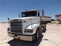 1996 Freightliner T/A Day Cab Truck Tractor W/Wet Kit
