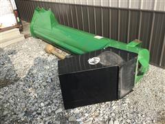 J&M Unloading Auger & PTO Shaft