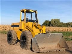 International 515 Wheel Loader