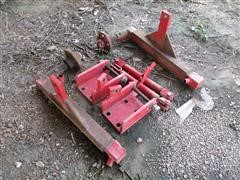 Case IH Gauge Wheel Brackets