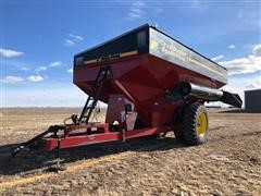 CrustBuster Speed King 1325 Grain Cart