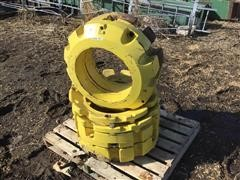 John Deere 8420 Rear Wheel Weights
