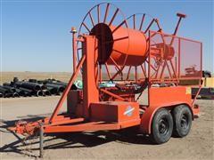 Stewart-Stevenson CE93 Figure 8 Fiber Optic Reel Carrier