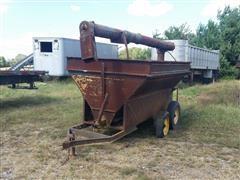 grain-O-vator T/A Feed Wagon