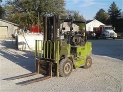 Clark GPS25MB 4000 Lb Forklift