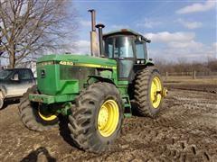 1983 John Deere 4850 MFWD Tractor