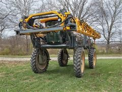 2015 Hagie STS12i Self-Propelled Sprayer