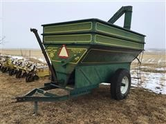 grain-O-vator 20 Self Unloading Wagon