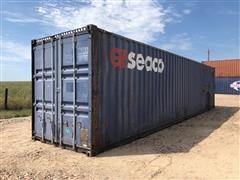 GE Seako 40' High Profile Shipping Container