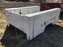 Koenig 9' Steel Utility Box