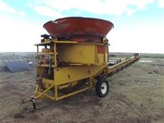 Haybuster C-9 PTO-Powered Tub Grinder