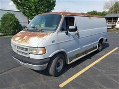 1997 Dodge B2500 Cargo Van