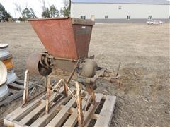 McCormick Deering Type D Roller Mill