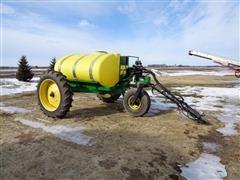 Fast Sprayers 3000 Fertilizer Wagon