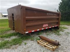 Henderson Truck Dump Box W/Hydraulic Cylinder