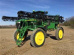 2008 John Deere 4730 Self Propelled Sprayer