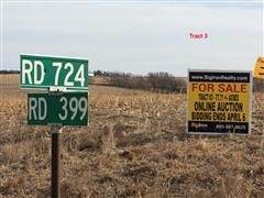 Tract #3:  77.71+/- Acres Red Willow County, NE