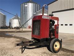 2004 Case IH 4391TA Power Unit On Cart