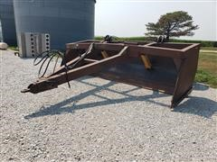 Strobel 12' Wide High Capacity Box Scraper