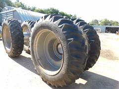 Case IH Duals Tires & Rims