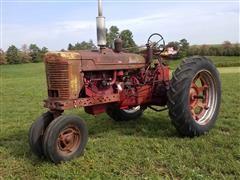 1954 International Farmall S-MTA 2WD Tractor