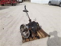 Meritor 10 Speed Transmission W/PTO Gearbox