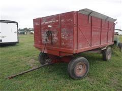 Heider 12' Wagon Box On Heider 7739 Running Gear