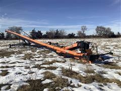 Batco 15100 Conveyor w/ Swing Hopper