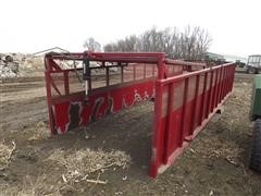 Silage Extension For Manure Spreader