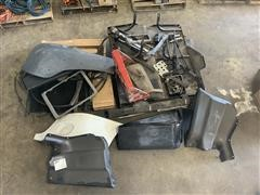 Truck Fenders, Fairings, & Battery Box