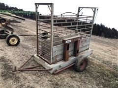 WW Portable Cattle Scale