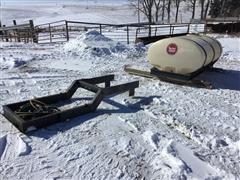 Big John Front Mount Fertilizer Tank