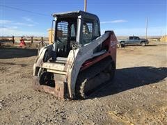 Takeuchi TL140 Track Loader