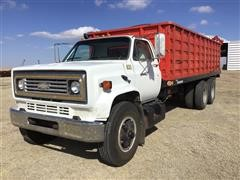 1981 Chevrolet Scottsdale T/A Grain Truck