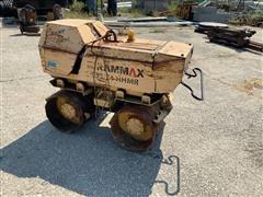 2003 Rammax P33/24 Vibratory Padfoot Roller