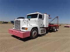 1992 Freightliner FLD120 T/A Winch Truck