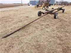 Shop Built 30' Header Trailer
