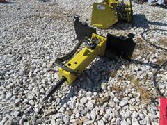 Atlas Copco PB210-US Concrete Hammer Skid Steer Attachment