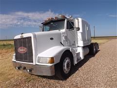 1996 Peterbilt 377 T/A Truck Tractor