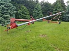Peck 804-66 Auger W/Swing Out Hopper